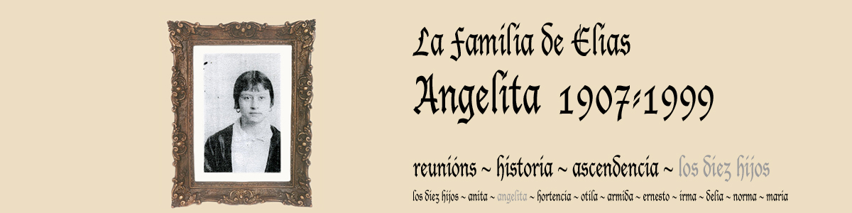 angelita header